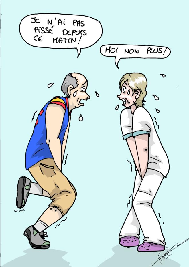 rétention urinaire