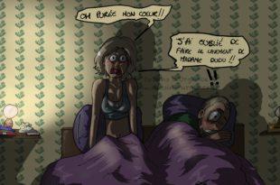 Reveil nocturne