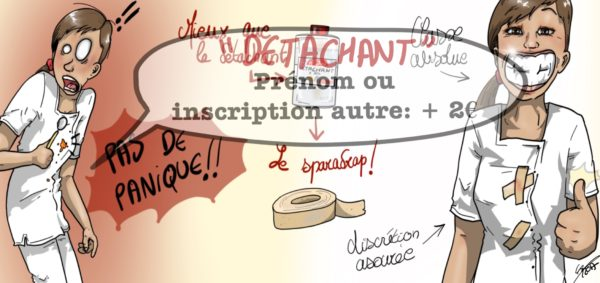 Detachant
