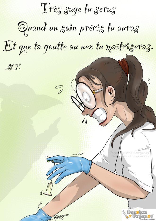 Mucus nasal