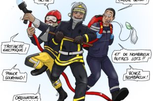 Loto pompier