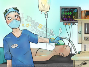anesthésie verte